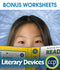 Literary Devices - BONUS WORKSHEETS