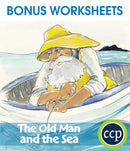 The Old Man and the Sea - BONUS WORKSHEETS