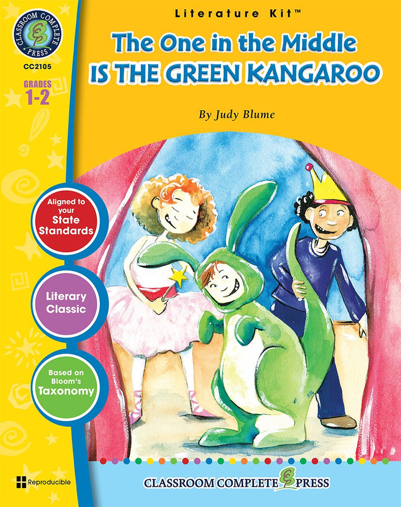 The One in the Middle Is the Green Kangaroo (Judy Blume)