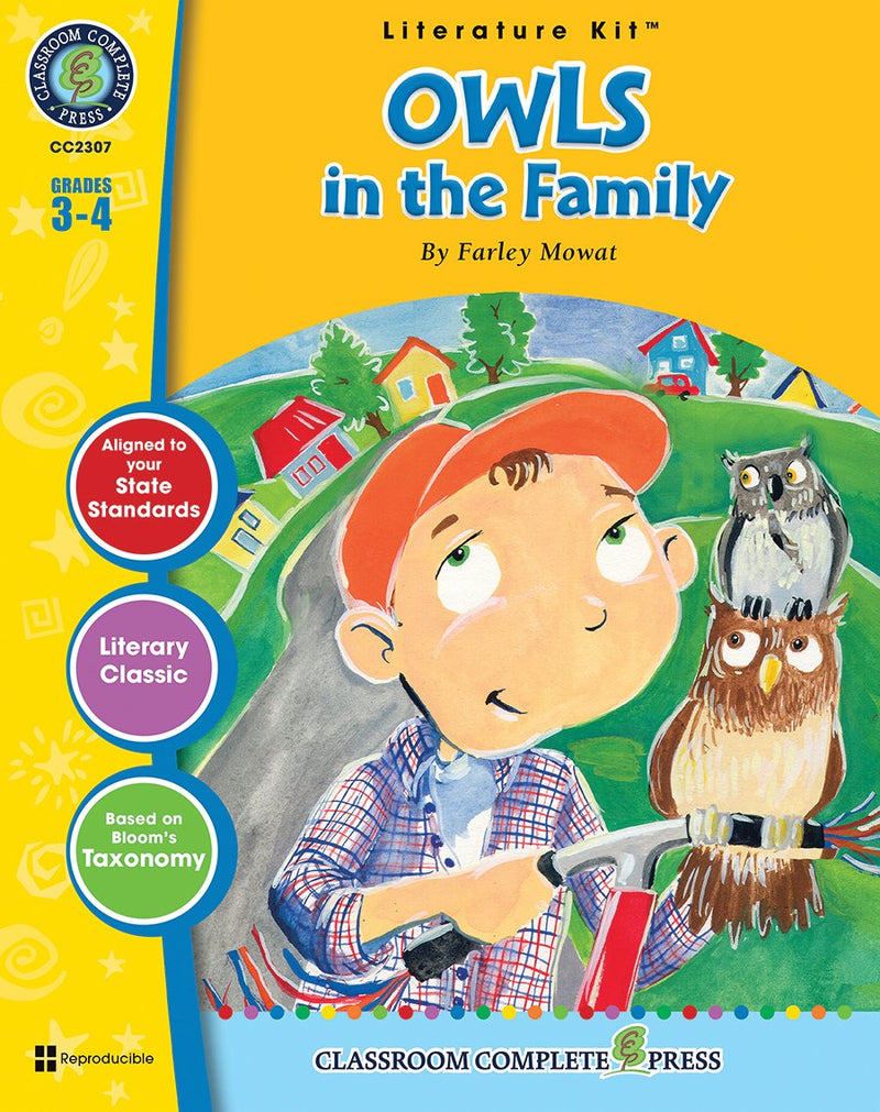 Owls in the Family (Farley Mowat)