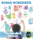 The Hundred Dresses - BONUS WORKSHEETS
