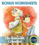 The War with Grandpa - BONUS WORKSHEETS