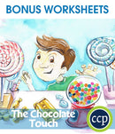 The Chocolate Touch - BONUS WORKSHEETS