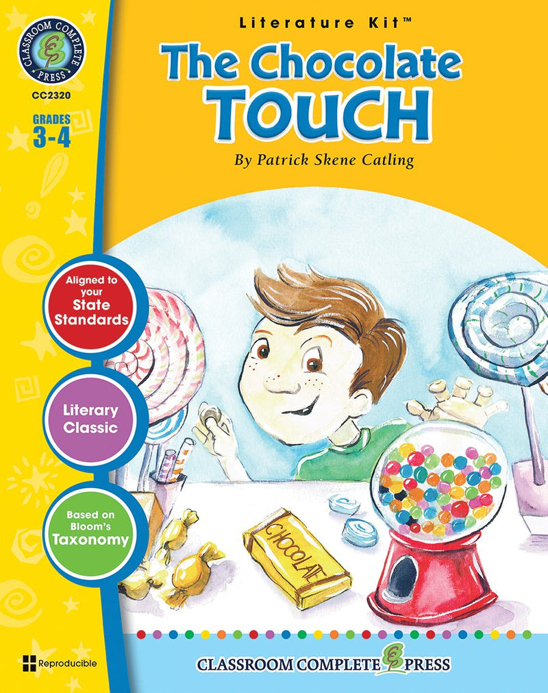 The Chocolate Touch (Patrick Skene Catling)