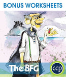 The BFG - BONUS WORKSHEETS