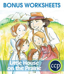Little House on the Prairie - BONUS WORKSHEETS