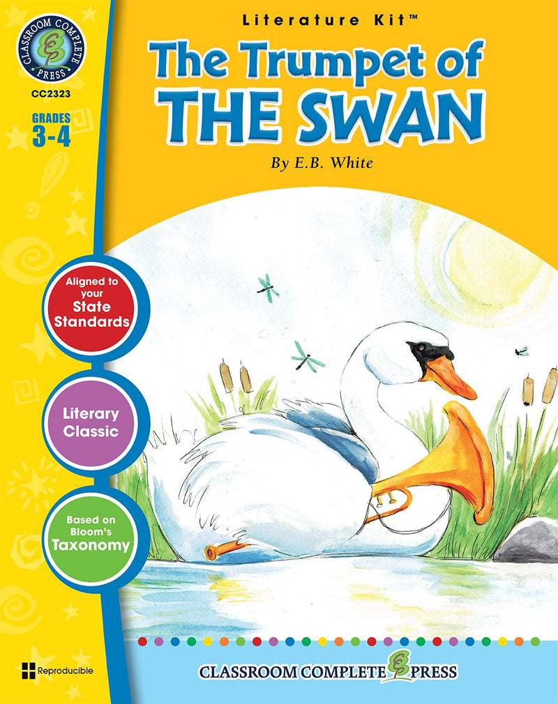 The Trumpet of the Swan (E.B. White)