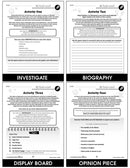 Number the Stars - BONUS WORKSHEETS
