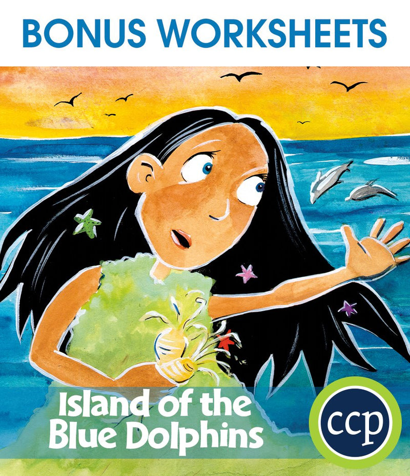 Island of the Blue Dolphins - BONUS WORKSHEETS