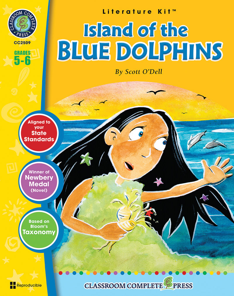 Island of the Blue Dolphins (Scott O'Dell)