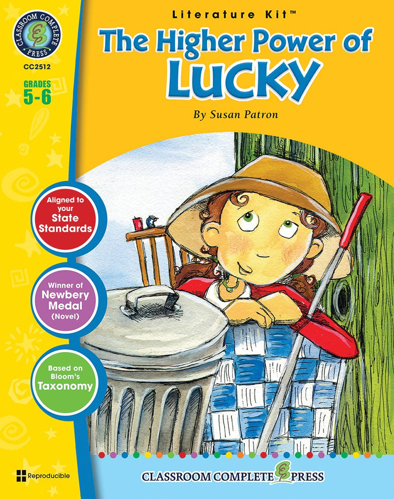 The Higher Power of Lucky (Susan Patron)