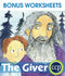 The Giver - BONUS WORKSHEETS