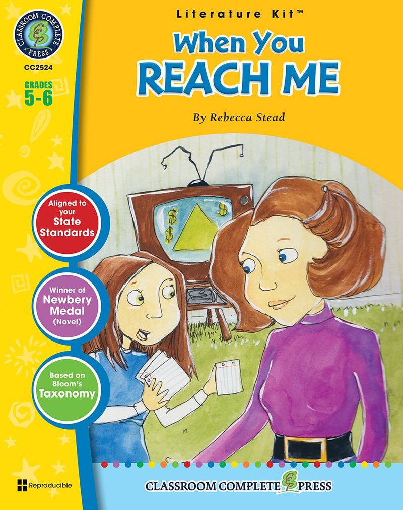 When You Reach Me (Rebecca Stead)