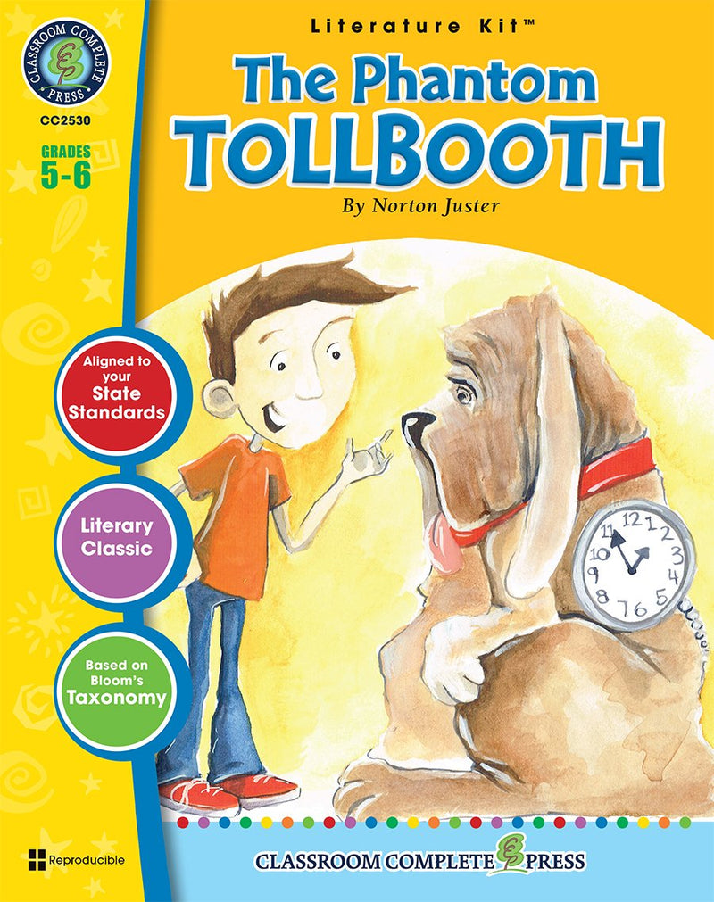 The Phantom Tollbooth (Norton Juster)