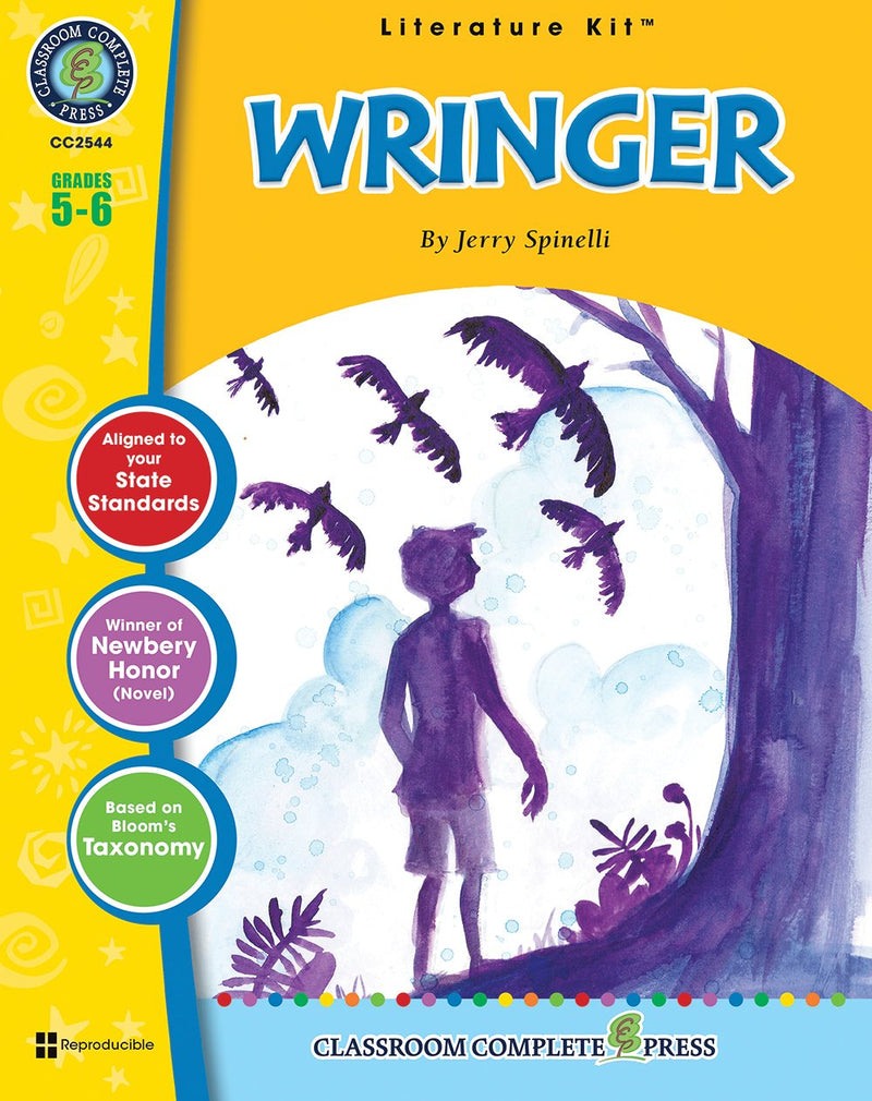 Wringer (Jerry Spinelli)