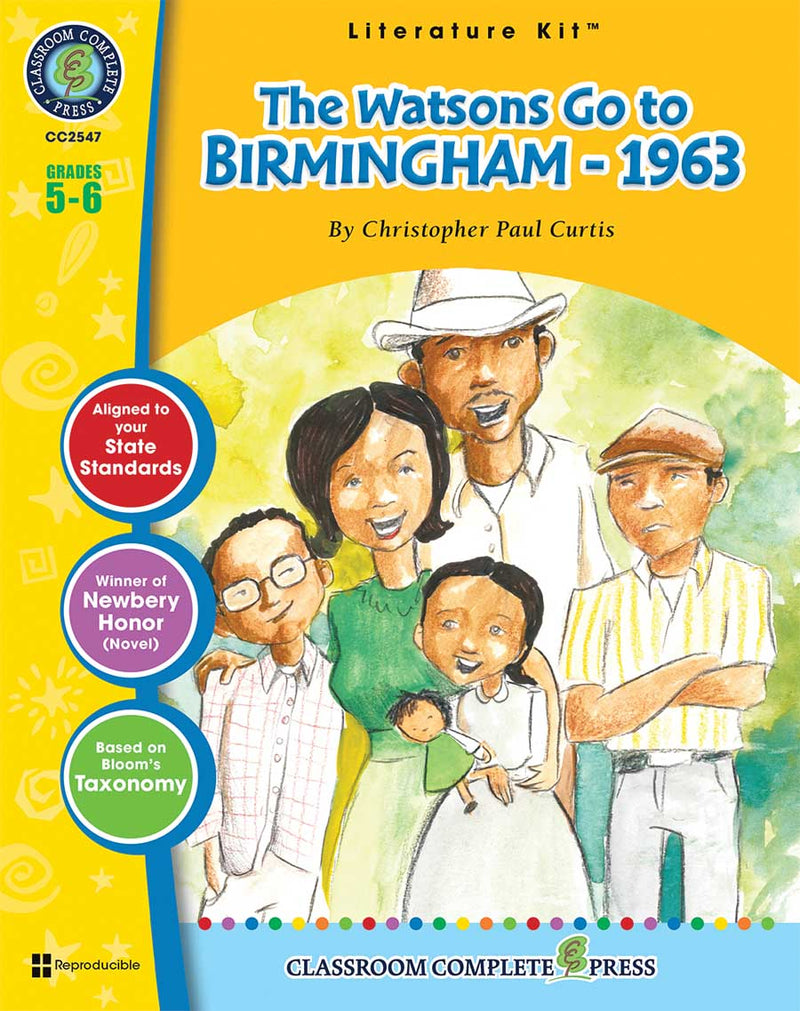 The Watsons Go to Birmingham - 1963 (Christopher Paul Curtis)