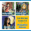 Prejudice Stories Lit Kit Set - Gr. 5-6