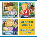Coming-of-Age Stories Lit Kit Set - Gr. 5-6