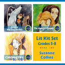 Suzanne Collins Lit Kit Set - Gr. 5-8