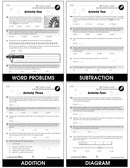 Number & Operations - Task Sheets