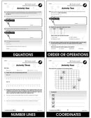 Algebra - Task Sheets Gr. 3-5 - BONUS WORKSHEETS