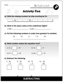 Number & Operations - Grades PK-2 - Drill Sheets