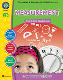 Measurement - Grades PK-2 - Task & Drill Sheets