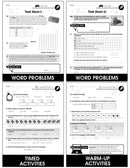 Number & Operations - Grades 6-8 - Task & Drill Sheets - Canadian Content