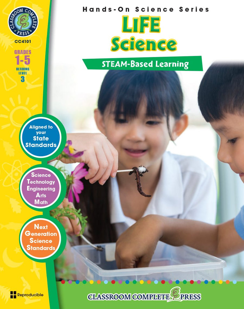 Hands-On STEAM - Life Science