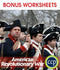 American Revolutionary War - BONUS WORKSHEETS