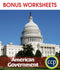 American Government - BONUS WORKSHEETS