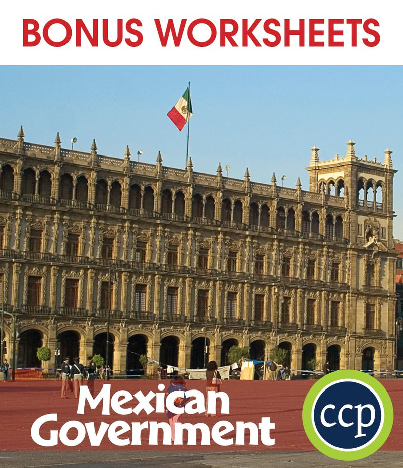 Mexican Government - BONUS WORKSHEETS