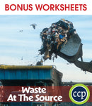 Waste: At the Source - BONUS WORKSHEETS