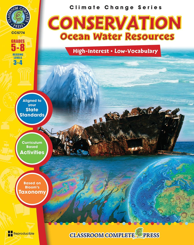 Conservation: Ocean Water Resources