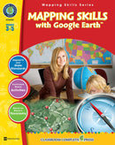 Mapping Skills with Google Earth - Grades 3-5