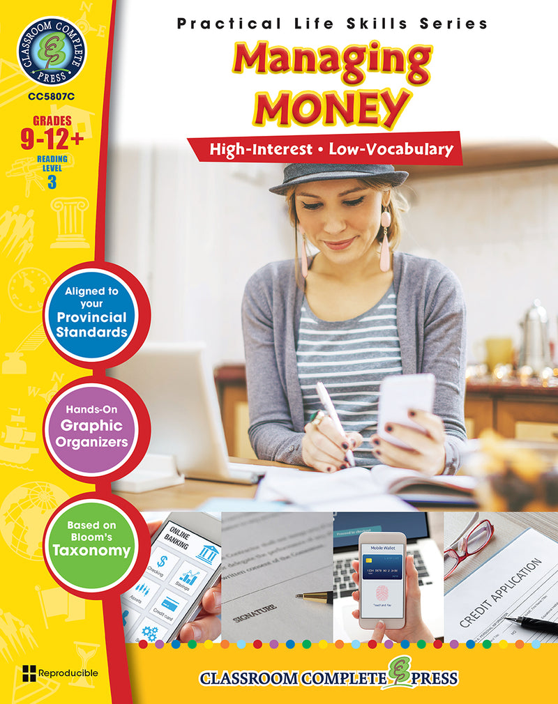 Practical Life Skills - Managing Money