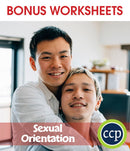 Sexual Orientation - BONUS WORKSHEETS