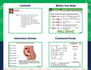 Circulatory, Digestive & Reproductive Systems -