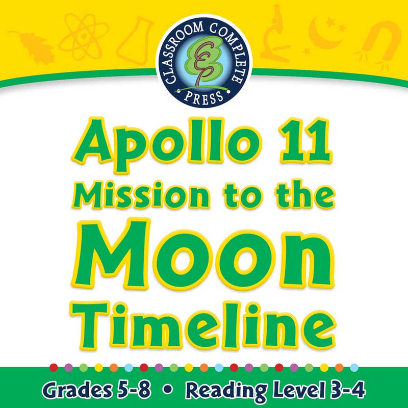 Space Travel & Technology: Apollo 11 Mission to the Moon Timeline