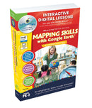 Mapping Skills with Google Earth - Grades PK-2 - DIGITAL LESSON PLAN