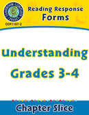 Reading Response Forms: Understanding Gr. 3-4