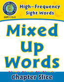 High-Frequency Sight Words: Mixed Up Words