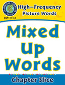 High-Frequency Picture Words: Mixed Up Words