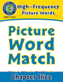 High-Frequency Picture Words: Picture Word Match