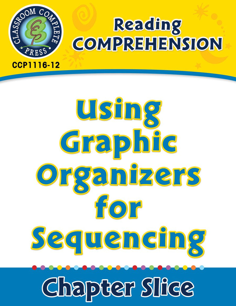 Reading Comprehension: Using Graphic Organizers for Sequencing