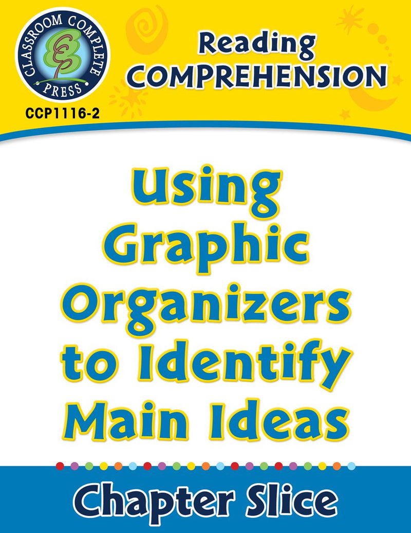 Reading Comprehension: Using Graphic Organizers to Identify Main Ideas