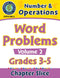 Number & Operations: Word Problems Vol. 2 Gr. 3-5