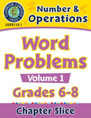 Number & Operations - Task Sheets Vol. 1 Gr. 6-8