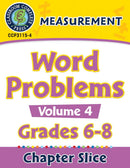 Measurement - Task Sheets Vol. 4 Gr. 6-8