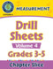 Measurement: Drill Sheets Vol. 4 Gr. 3-5